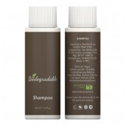 Shampoo 35ml. - BIODEGRADABLE